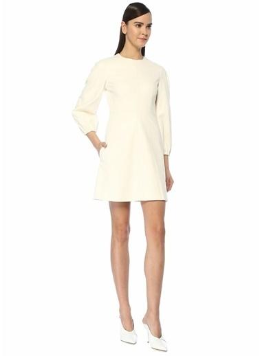 Tibi Elbise Beyaz